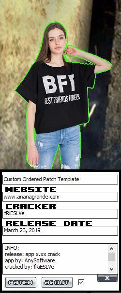 Custom Skins - Ordered