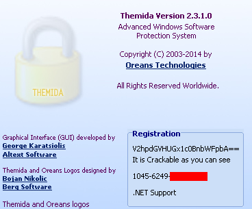 Themida is worth it? - Software Security - Tuts 4 You