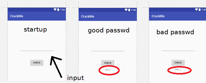 Decrypt Key [Android APP] [No obfuscator] - CrackMe - Tuts 4 You
