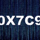 0X7C9
